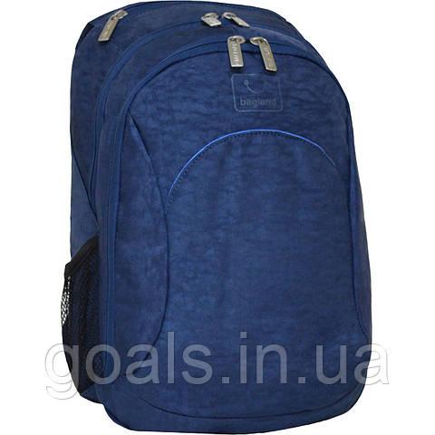 Рюкзак Bagland Стрит 11 л. 225 синий (0056070)