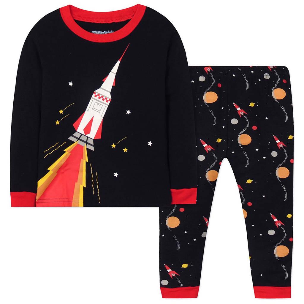 Пижама - Ракета и звезды