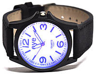 Часы мужские на ремне 91002