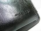 Портфель деловой из искусственной кожи 4U CAVALDI черный B005, фото 6