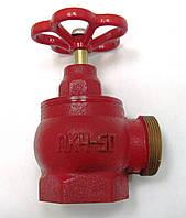 Кран пожарный ДУ-50 (чугун)