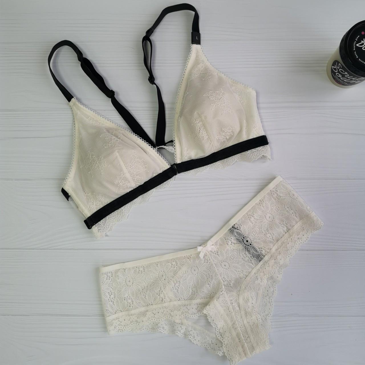 8a6ac2703f146 Комплект Белья (бралетт+трусики) Victoria's Secret! Размер - L\M — в ...