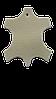 Краска для гладкой кожи грязно-бежевая  Bsk color №017 25 мл, фото 2