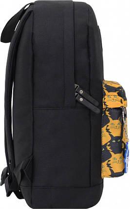 Рюкзак Bagland Молодежный W/R 17 л. чорний 188 (00533662), фото 2