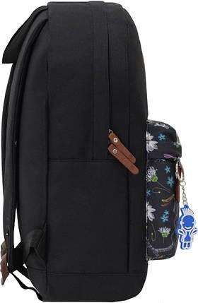 Рюкзак Bagland Молодежный W/R 17 л. чорний 194 (00533662), фото 2