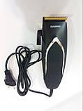 Машинка-триммер для стрижки волос GEMEI GM 809, фото 3