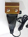 Машинка-триммер для стрижки волос GEMEI GM 809, фото 4
