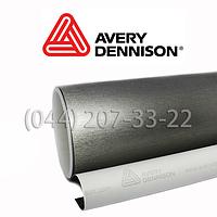 Виниловая защитная кузовная автомобильная плёнка Алюминий шлифованный Серый Avery Brushed Titanium (1,52)