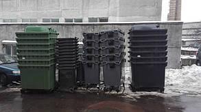 Новая партия контейнеров для ТБО уже на нашем складе!