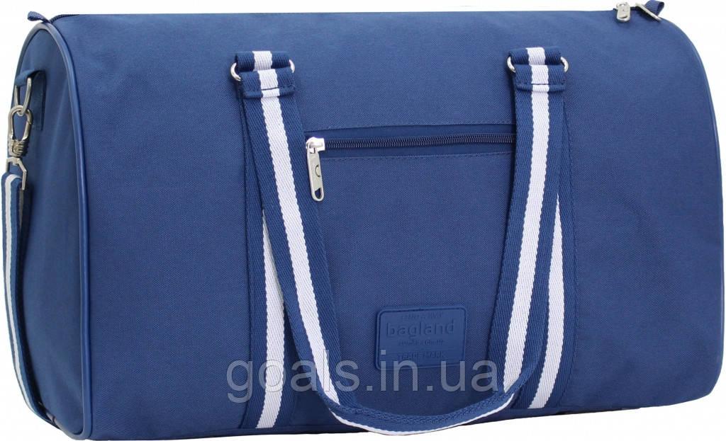 Сумка Bagland Milanetti 33 л. Синий (0032466)