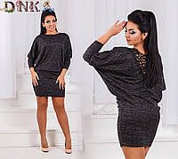 Элегантное женское платье с 48 по 58 р.  /р1542.1, фото 1