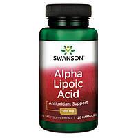Альфа-Липоевая Кислота, 100 мг 120 капсул