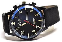 Часы мужские на ремне 91007