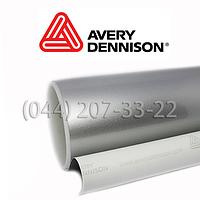 Виниловая защитная плёнка для кузова автомобиля Серый Глянец Avery Gloss Metallic Silver (1,52)