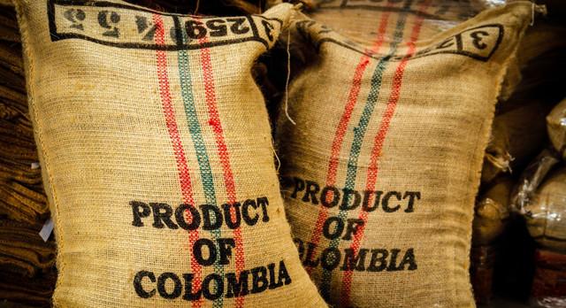 необжаренный кофе колумбия эксельсо
