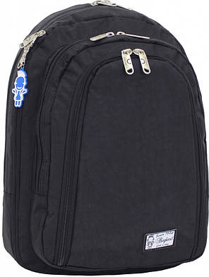 Рюкзак Bagland Раскладной большой 32 л. Чёрный (0014270), фото 2
