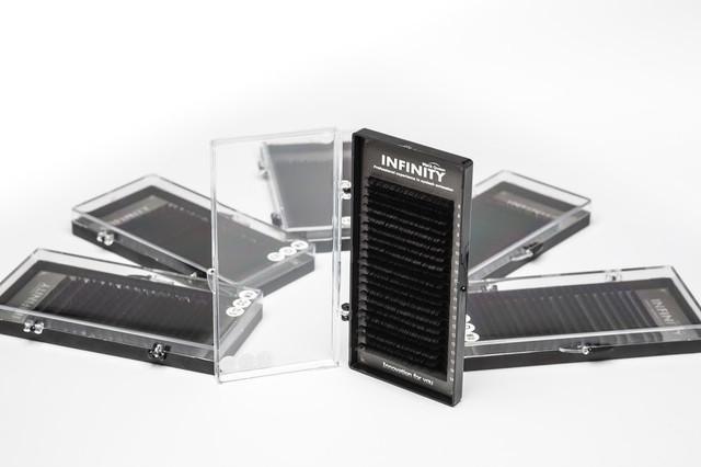 Ресницы INFINITY Mix