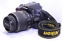 Б/у Зеркалка Nikon D5100 af-s nikkor 18-55, фото 1