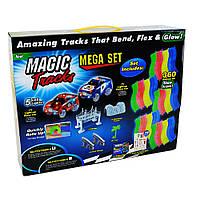 Гоночная трасса конструктор Magic Tracks 360 деталей, КОД: 127347