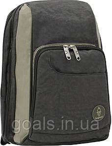 Школьный рюкзак Bagland Стингер 16 л. Хаки/оливка (0014970)