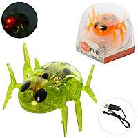 Насекомое интерактивный жук 151101-X  6см, Bambi
