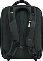 Рюкзак Bagland Boss 16 л. чорний (00526169), фото 2