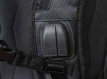 Рюкзак Bagland Boss 16 л. чорний (00526169), фото 3