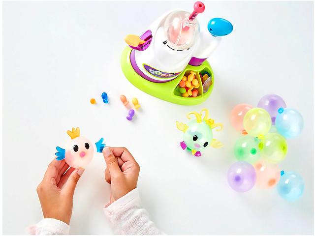 если ребенку быстро надоедают игрушки