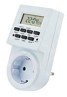 Розетка с таймером электронная недельная UKC MS-310 (4980)