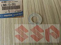 Прокладка топливной форсунки mazda CX-7, L3M6-13-252