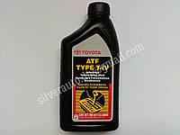 Трансмиссионное масло Toyota ATF Type T-IV 0,946л