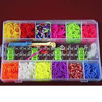 Резиночки для плетения браслетов 3000 шт
