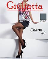 Колготки Giulietta Charm 40 ден 2 р Fumo, КОД: 270048