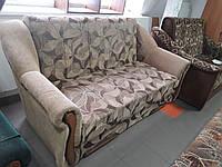 Диван-малютка б/у, прямой диван б/у, фото 1