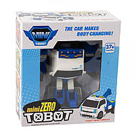 Трансформер DT TOYS Tobot mini ZERO 238ZERO, КОД: 121249