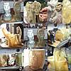 Гибкие ПУ формы для садовых фигур