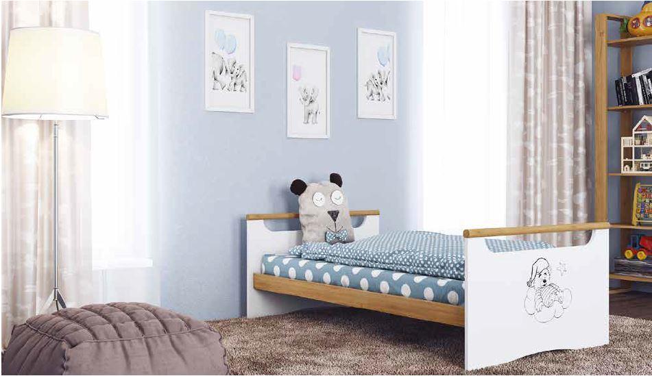 Кровать-трансформер Медвежонок
