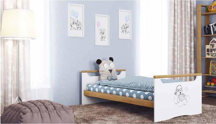 Кровать-трансформер Медвежонок, фото 2