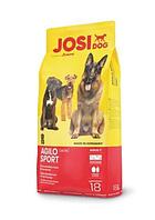 Сухой корм Йозера Аджило спорт Josera Josi Dog Agilo Sport для активных собак 18 кг