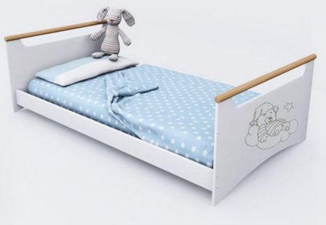 Кровать-трансформер Медвежонок 2
