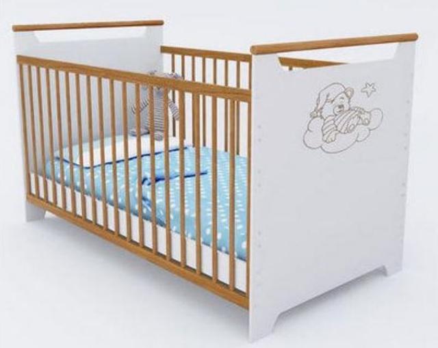 Кровать-трансформер Медвежонок 2 (фото 3)