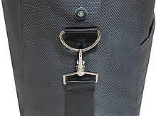 Сумка дорожная Bagland Леонора 30 л. Чёрный (00301169), фото 2