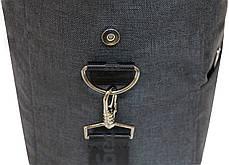 Сумка дорожная Bagland Леонора 30 л. Чёрный (0030169), фото 3