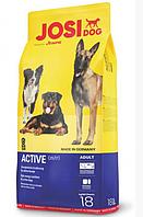 Сухой корм Йозера Джози дог Актив Josera Josi Dog Active для активных собак 18 кг