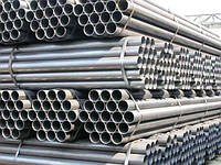 Труба  оцинкованная стальная ДУ 40х3,0мм  ГОСТ 3262-75