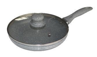 Сковорода з кришкою Edenberg EB-0783 18 см