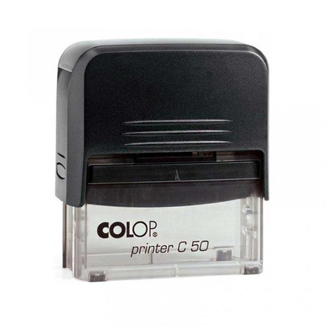 Оснастка для штампа Printer С50 черный