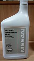 Масло трансмисс. NISSAN Automatic Transmission Fluid Nissan Matic-s 1л.