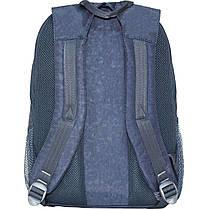 Рюкзак Bagland Странник 17 л. 321 серый/розовый (0058470), фото 2
