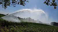Спринклерные системы полива для сельского хозяйства, системы полива, дождеватели, полив поля, модель S 80, фото 1